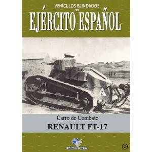 RENAULT FT-17 Book