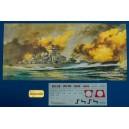 1/700 German Battelship Bismarck 1941