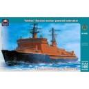 "1/400 ""Arctica"" Russian Nuclear Icebreaker"