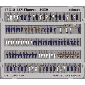 1/350 IJN color figures