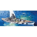 1/700 TIRPITZ GERMAN BATTLESHIP