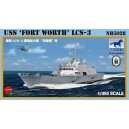1/350 USS LCS-3 Fort Worth