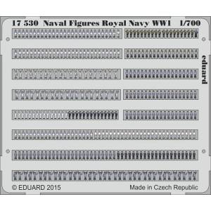 1/700 Figures Royal Navy