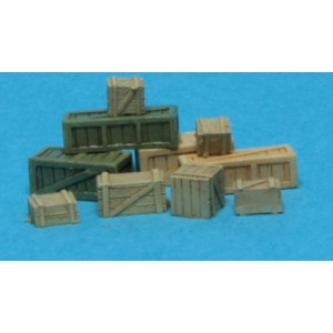 1/350 Assortment of boxes