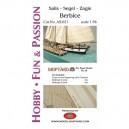 1/96 Berbice Sails
