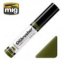 Oilbrusher Field Green