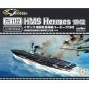 1/700 HMS Hermes 1942