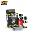 Resin Water 2 Components 180ML