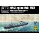 1/700 HMS Legion 1941