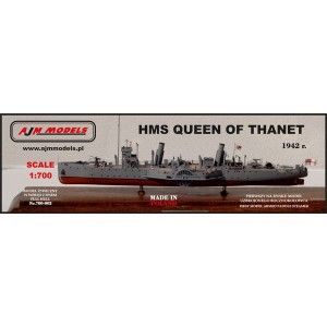 1/700 HMS Queen of Thanet