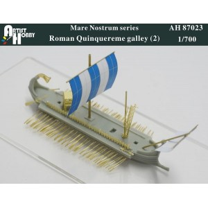 1/700 Roman Quinquereme Galley II
