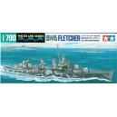 1/700 U.S.Navy DD445 Fletcher