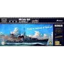 1/700 HMS Kelly 1940