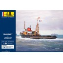 1/200 Jean Bart  + Utrecht Tugboat