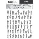 1/700 18-19th century deck crew