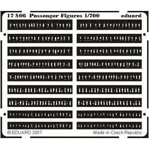 1/700 Passengers Figures